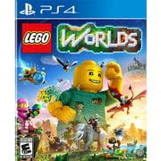 LEGO Worlds, Warner Bros, PlayStation 4, 883929561803