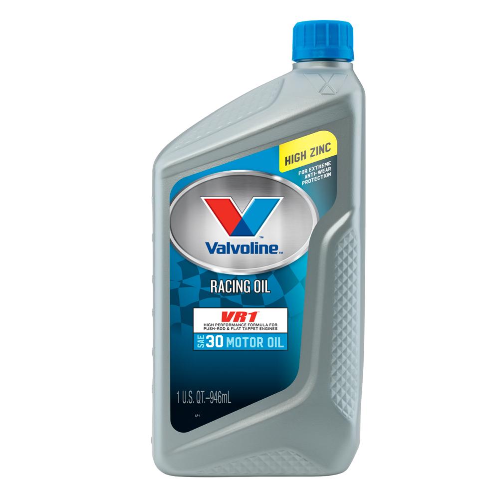 Valvoline VR1 Racing SAE 30 Conventional Motor Oil - 1 Quart