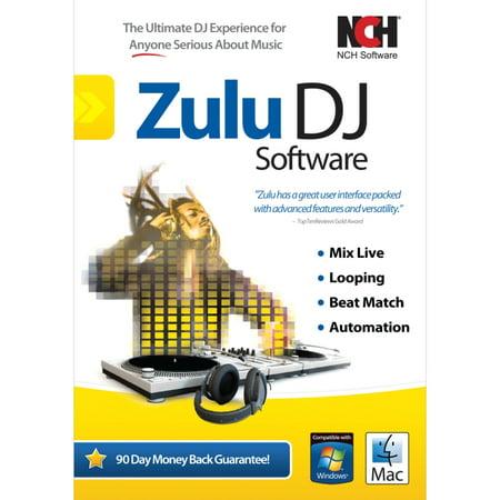 Nch Software Zulu   Music Editing Composing   English  Spanish   Mac  Pc