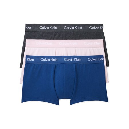 3-Pack Cotton Stretch Boxer Briefs Calvin Klein Knit Boxer Briefs