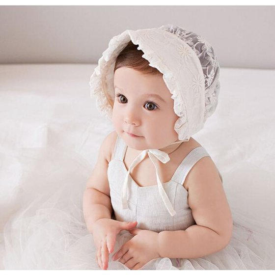 c68310e8233 Outtop - Outtop Infant Newborn Baby Girls Kids Lace Hat Cap Beanie ...