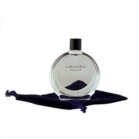 California Rain Perfume Oil - 1.7 oz in Premium Glass Bottle California Womens Discount Fragrance