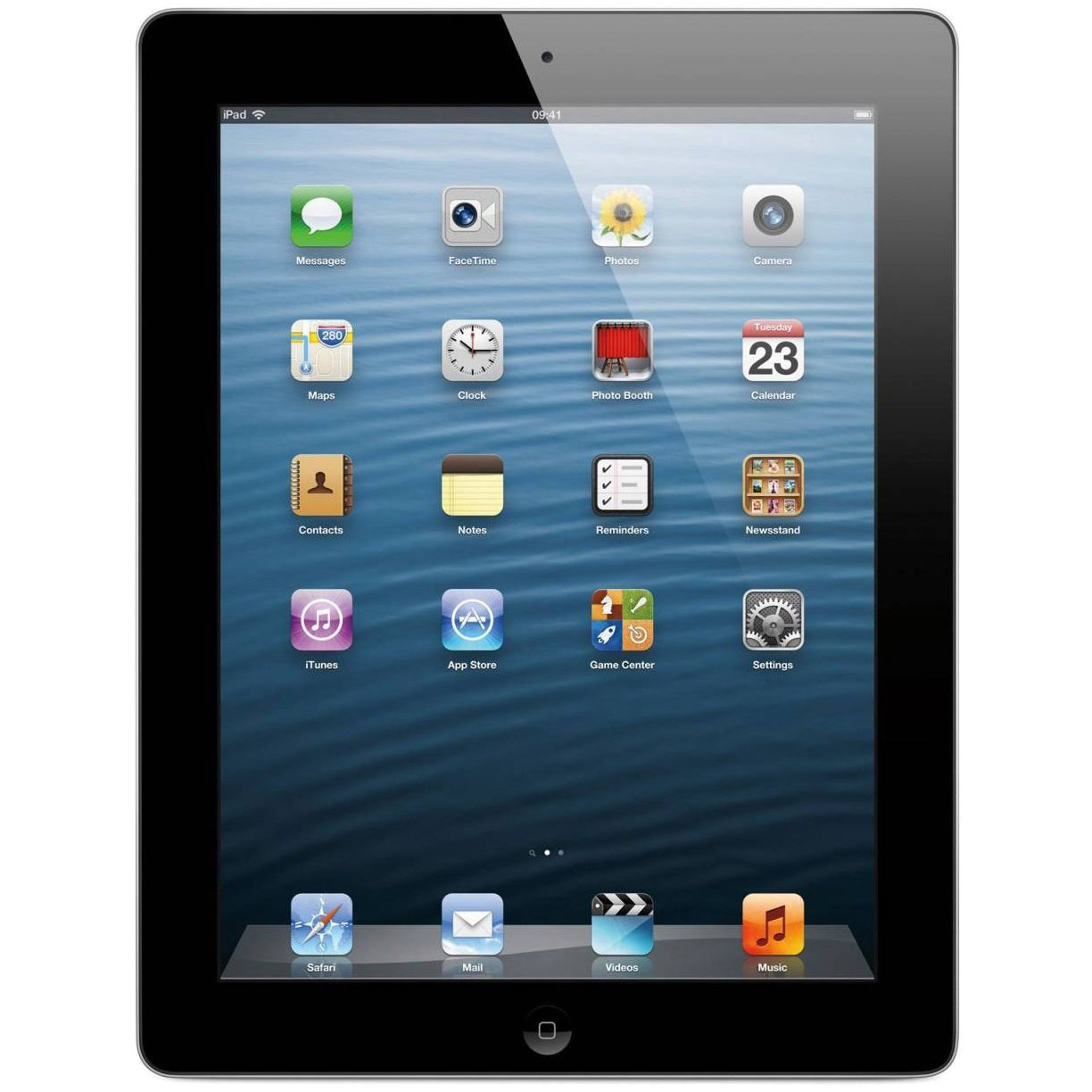 Apple iPad with Retina Display MD511LL/A (32GB, Wi-Fi, Bl...