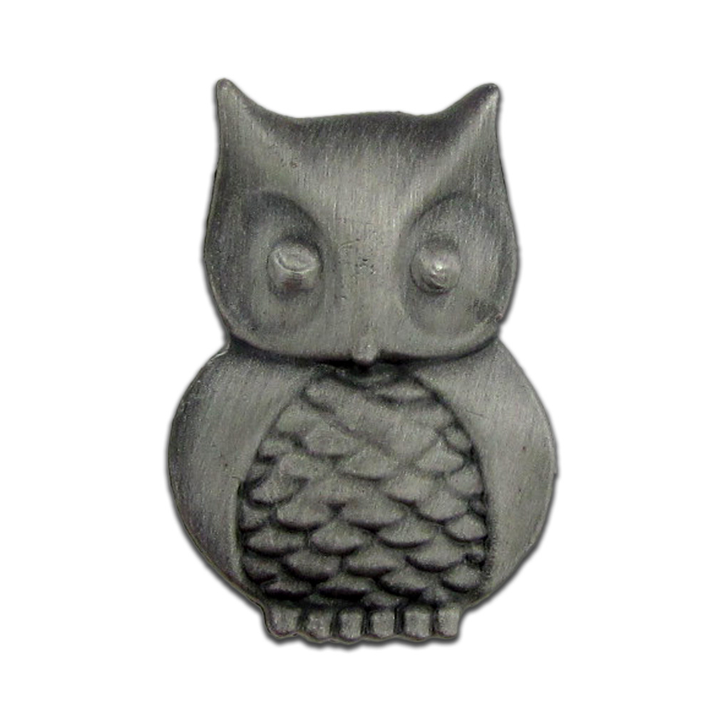 Pinmart s Owl Lapel Pin Bird Animal Collectible Lapel Pin 1""
