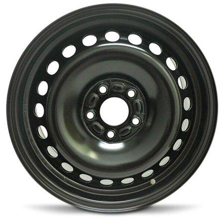 New 16 Inch Steel Wheel Rim 2009-2010 Volvo C30 2004-2010 S40 16x6.5 5-108mm Volvo Wheels Rims