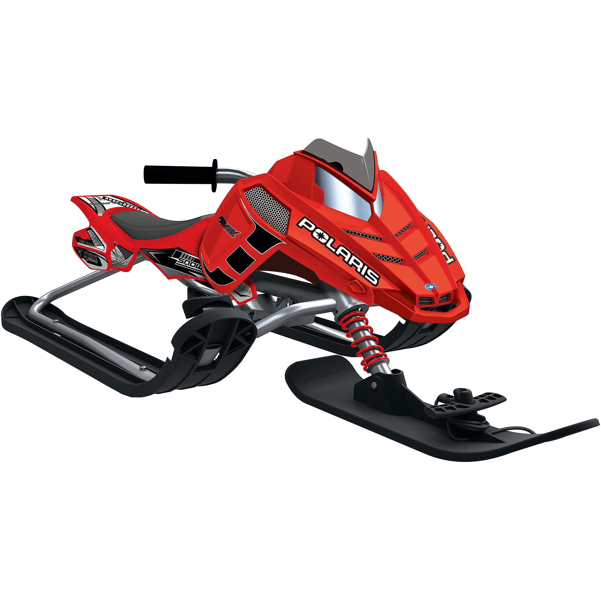 Snow Moto Polaris Rush Red