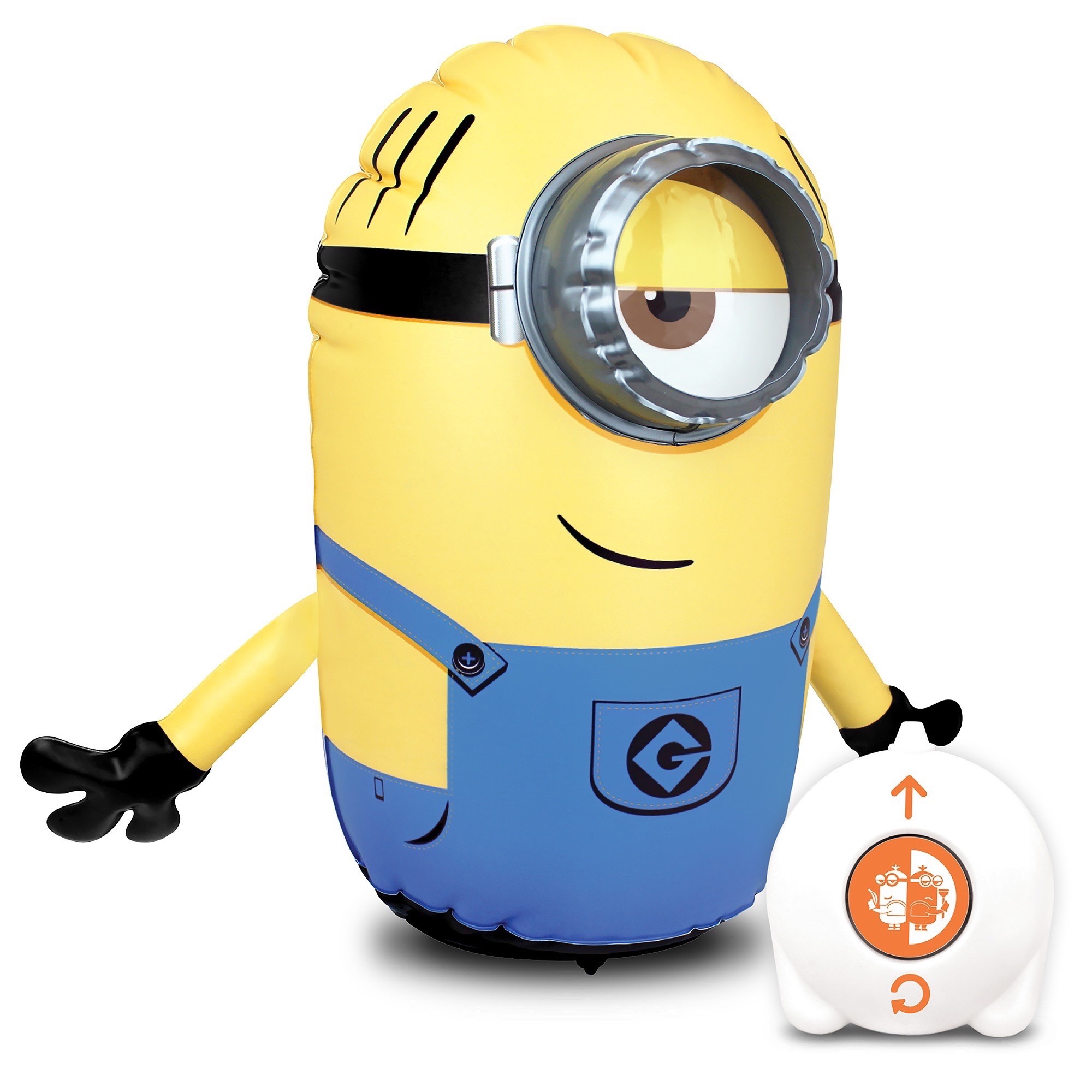 R/C Inflatable Mini Minion Mel