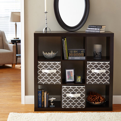 Better Homes and Gardens 9-Cube Storage, Multiple Colors