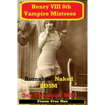 Henry VIII 8th Vampire Mistress - eBook (Henry The 8th Costume)