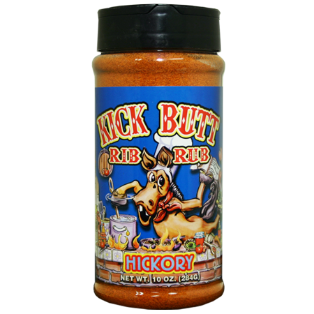 Kick Butt Hickory Rib Rub
