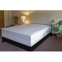 Waterproof Zippered Mattress Encasement Cover - Bed Bug Proof Protector, Breathable, King Size, Assure Sleep By L'COZEE