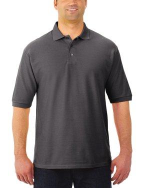 Jerzees Men's Easy Care Short Sleeve Polo