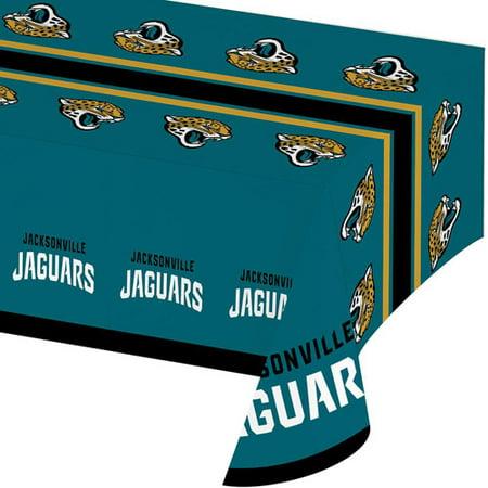 - Jacksonville Jaguar Plastic Table Cover