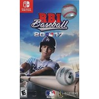 RBI Baseball 2017 for Nintendo Switch by U&I Entertainment