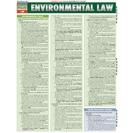 BarCharts-9781423208853 Inc. Environmental Law-Pack de 3 - image 1 de 1