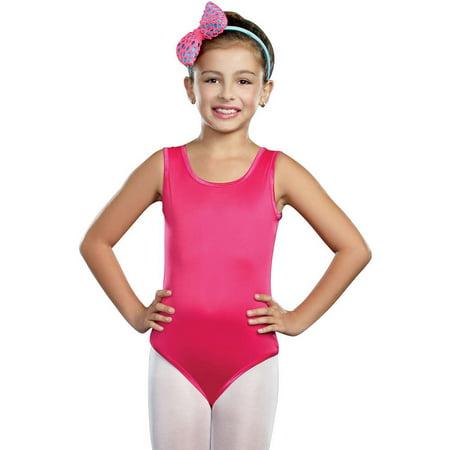 Kids Hot Pink Leotard