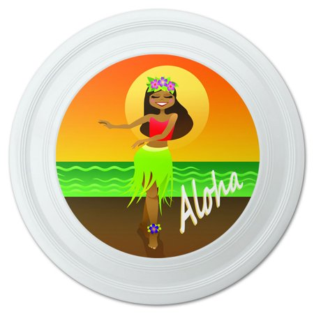 Hula Dancer Hawaii Aloha Novelty 9
