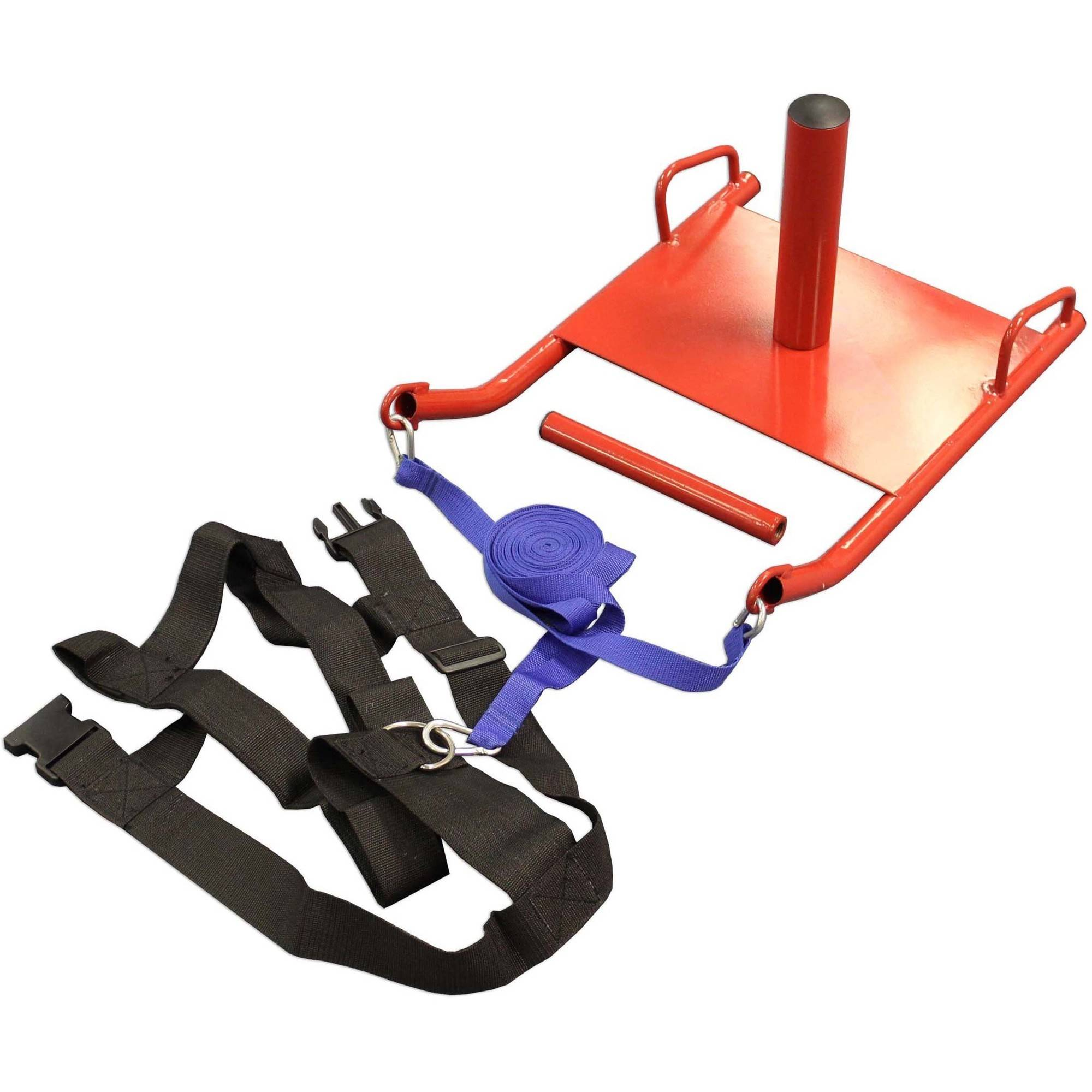 Titan Power Speed Sled with Harness, Weighted Drag by Titan Fitness