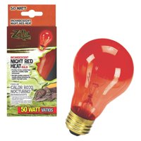 Zilla Night Red Heat Incandescent Bulb