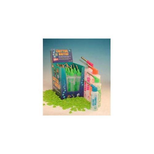 Lixit Corporation SLX0534 Critter Brites Water Bottles 4oz Day Glow Colors