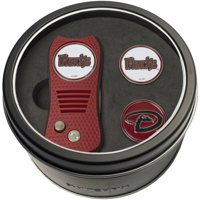 Team Golf MLB Tin Gift Set with Switchfix Divot Tool and 2 Ball Markers