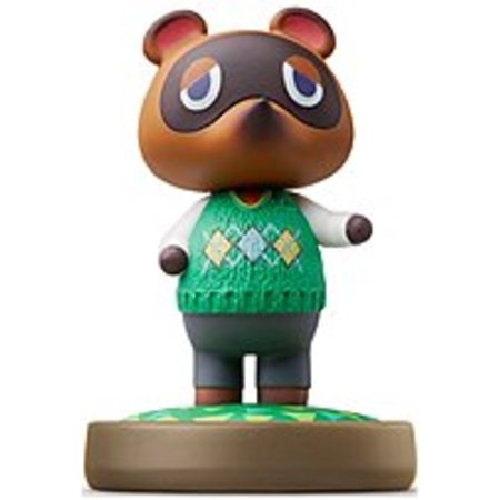 Nintendo Animal Crossing Series NVLCAJAD Tom Nook amiibo Gaming (Refurbished)
