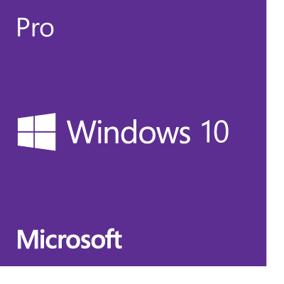 Microsoft Windows 10 Pro 64-bit (OEM Software)