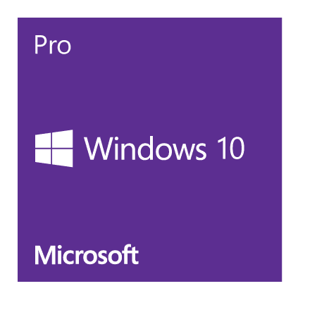 Microsoft Windows 10 Pro 64-bit (OEM Software) ()