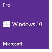 Microsoft Windows 10 Pro 64-bit (OEM Software)