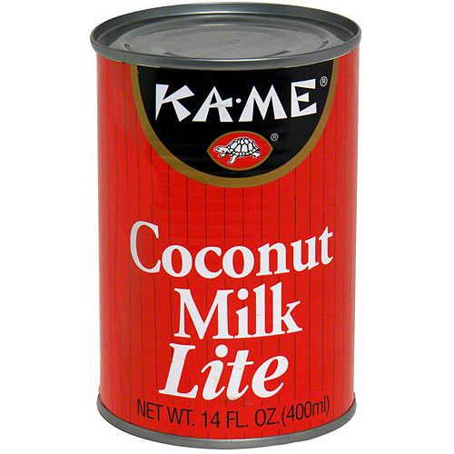 Ka-Me Lite Coconut Milk, 14FO (Pack of 12)