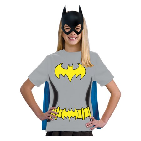 Child Female Batgirl Shirt Costume by Rubies 881345