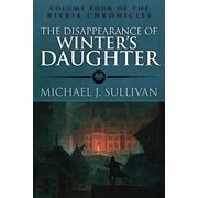 The Disappearance of Winter's Daughter (Paperback)