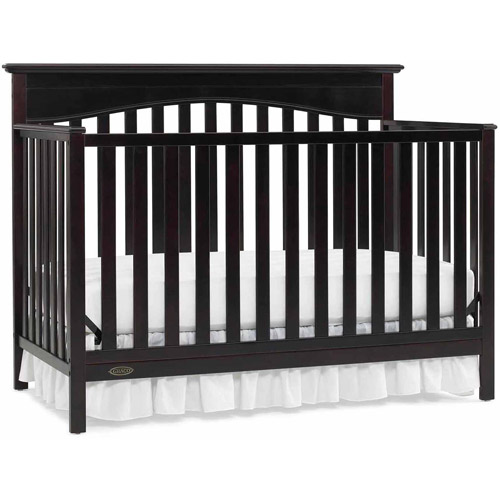 Graco Hayden 4 in 1 Convertible Crib Espresso