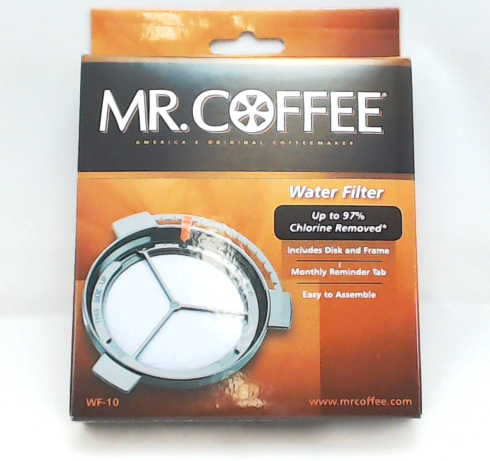 Mr. Coffee Coffeemaker Water Filter WF 114683-000-000