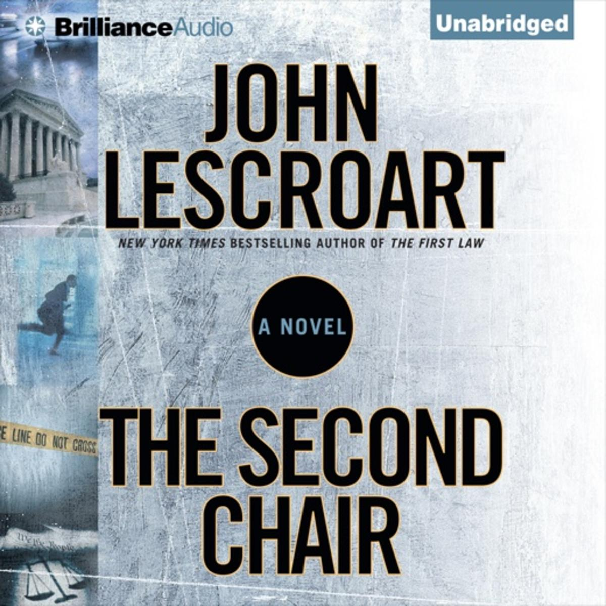 Second Chair, The - Audiobook