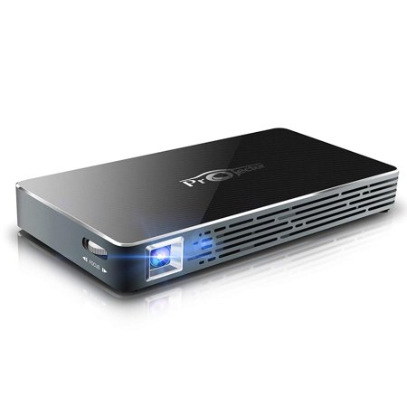 Smart Pico Video Projector, Android 7.1, 120