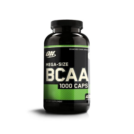 Optimum Nutrition BCAA 1000 Capsules, 400 (Sports Nutrition Top)