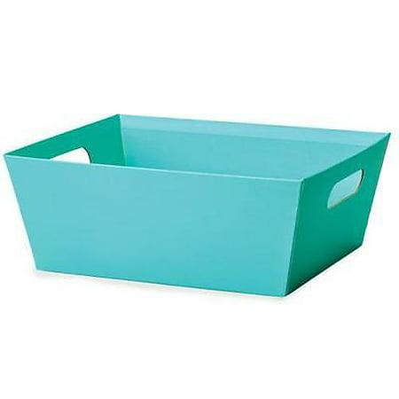 1 Unit Turquoise X-Large Wide Base MarketTrays Unit pack 3