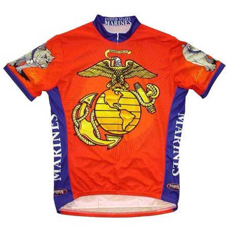 Ireland Cycling Jersey (US Marines - Logo Cycling)