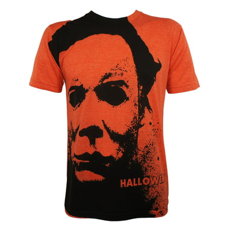 HALLOWEEN Michael Myers Face Splatter Allover T-Shirt