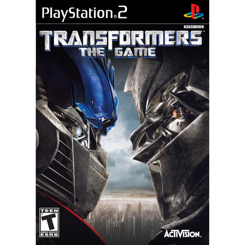 Transformers The Game (PS2) - Pre-Owned