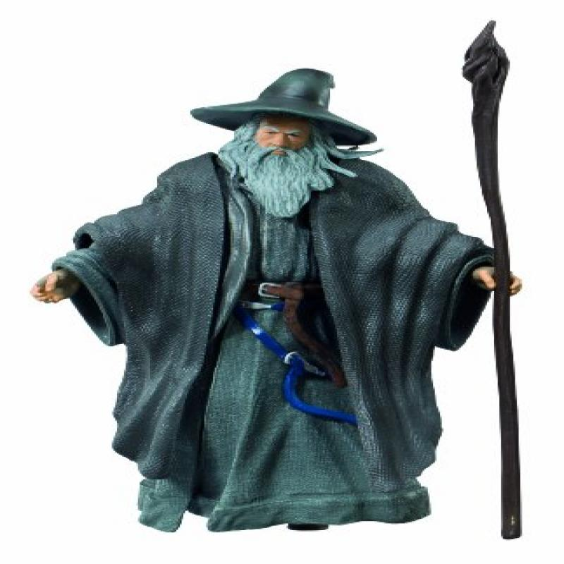 "The Bridge Direct Hobbit 6"" Collector Figure: Gandalf The Grey - Wave 1"