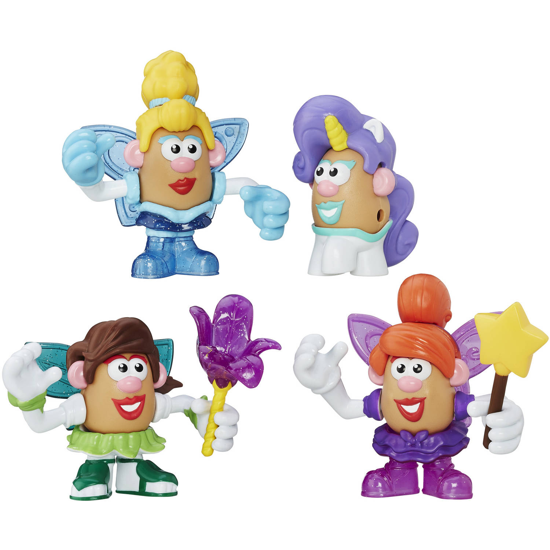 Playskool Friends Mrs. Potato Head Magic and Mash Pack by