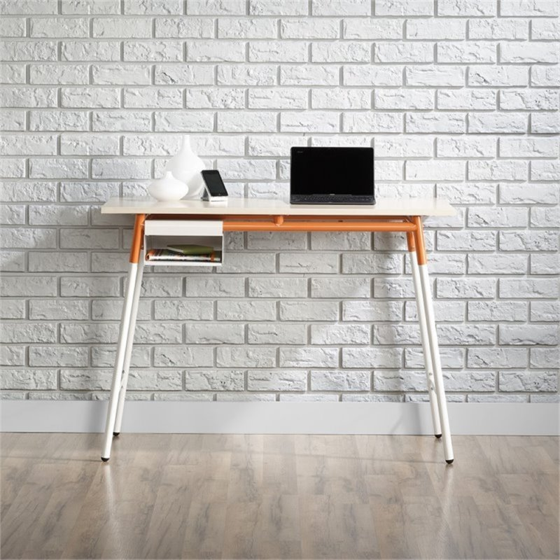 Pemberly Row Writing Desk in Maple