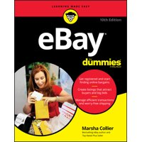 Ebay for Dummies, (Updated for 2020) (Edition 10) (Paperback)
