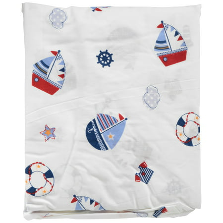 Bedtime OriginalsTM Sail Away Collection Sheet