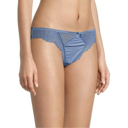 Secret Treasures Women's Bikini Panties, 3-Pack