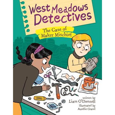 West Meadows Detectives: The Case of Maker