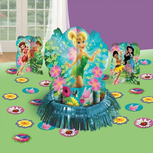 Tinkerbell Table Decorating Kit (Each) - Party Supplies