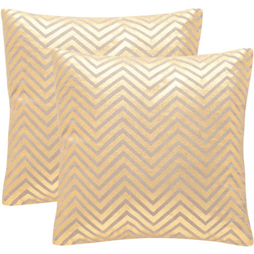 Safavieh Elle Striped Pillow, Set of 2
